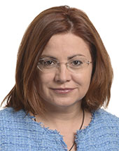 SPYRAKI Maria - 8th Parliamentary term